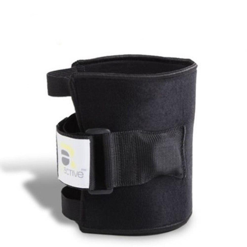 Sports Magnetic Therapy Black Knee brace Leggings Pressure Point Brace Back Pain Acupressure Sciatic Nerve Be Active 1 Pcs