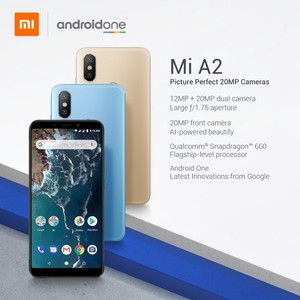 Image 5 - Global Version Xiaomi Mi A2 64GB ROM 4GB RAM  (Brand New and Sealed) mia2 64gb