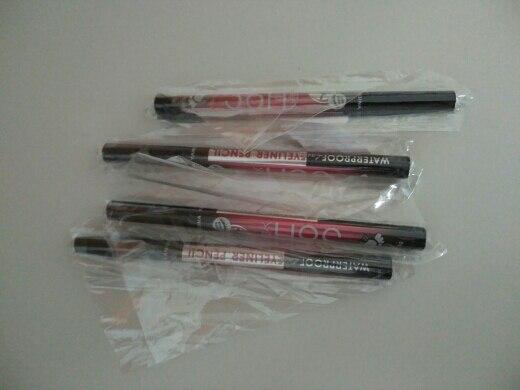 Hot Beauty Black Waterproof Eyeliner Liquid Eye Liner Pen Pencil Eye Makeup Tools WY5 B6