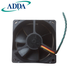 Free  shipping  Original ADDA 1207PKVX-A  7CM  7020 12V 0.23 AGM AD07012HX207300  3WIRES  projector Cooling fan
