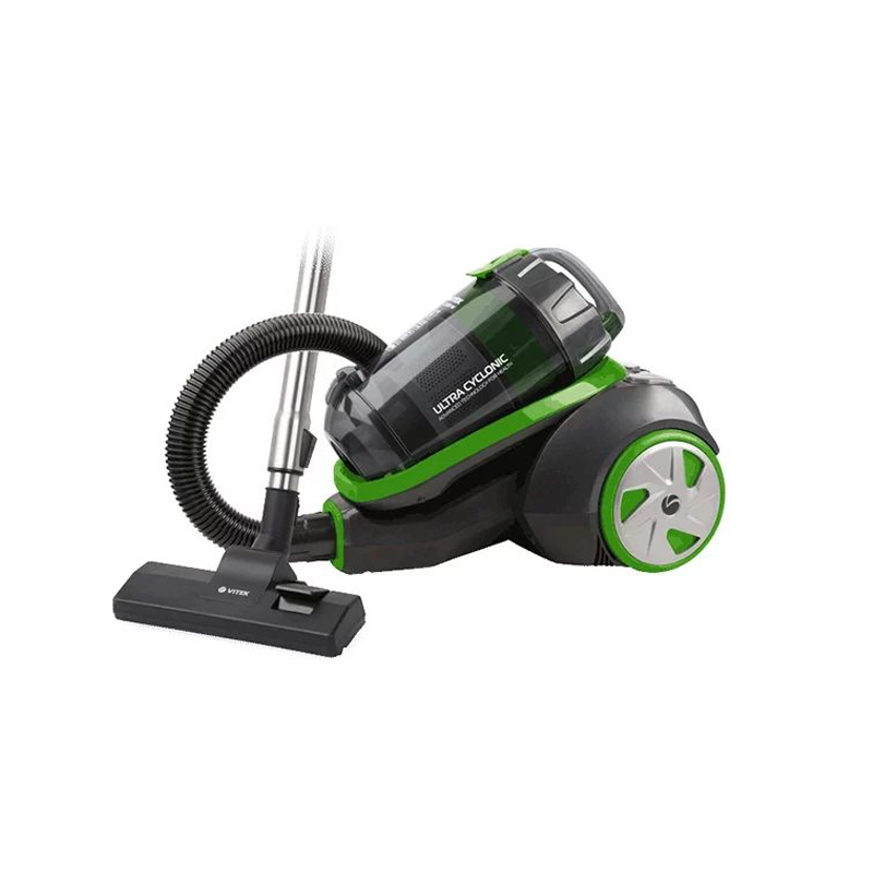 The electric vacuum cleaner Vitek VT-8130BK electric vacuum cleaner vitek vt 1833 pr