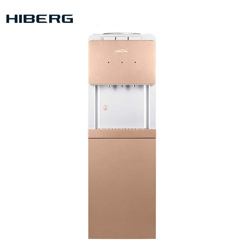Water Dispenser HIBERG H-68FYK with compressor cooling upright water dispenser hot water dispenser to warm mini type household refrigeration
