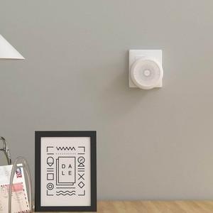 Image 2 - Original Aqara Wireless Smart Gateway Hub Licht Zigbee Verbinden mit Alarm System Remote Monitor Control Arbeitet mit IOS HomeKit
