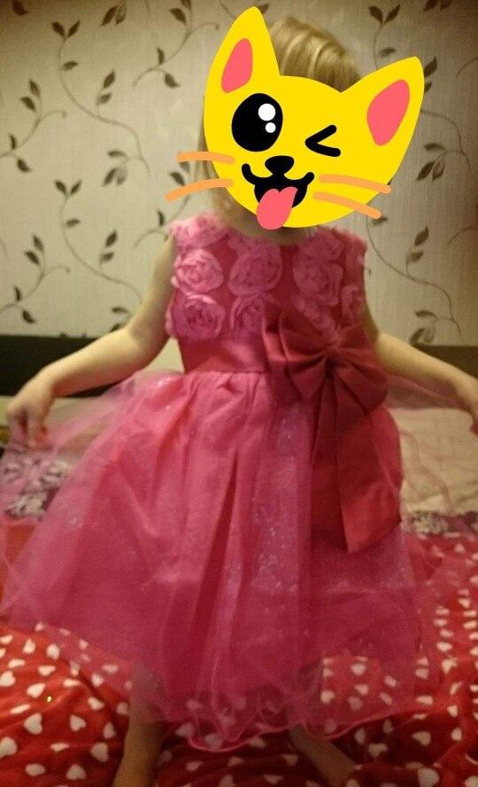 Sequin Girl Baptism New Dress 2018 Sleeveless Kid Dresses Girls Clothes Party Princess Vestidos Nina 6 7 8 year birthday Dress