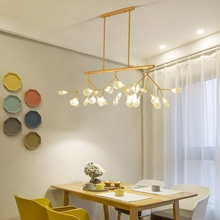 Led Modern Chandeliers Lamp For Living Room Bedroom Lamparas Colgantes Nordic Lustre Luminaire Industrial Lighting Fixtures resin hanging light modern led pendent lamp for dinning living room 1 light lustres e pendentes luz lustre lamparas colgantes