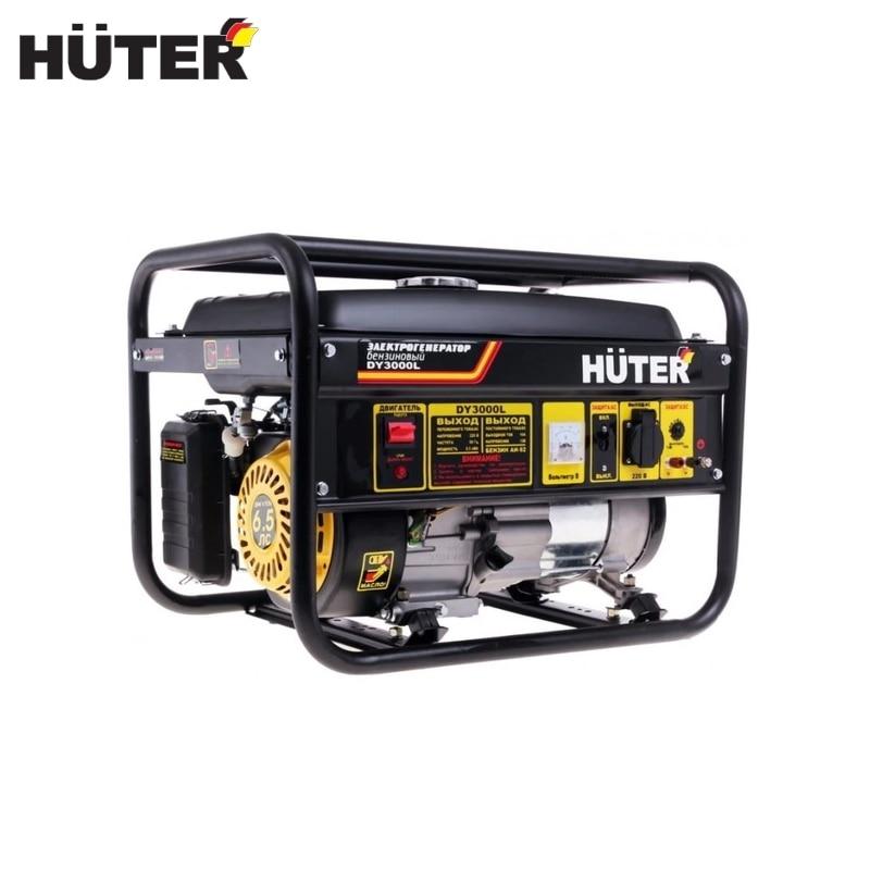 Electric generator HUTER DY3000L цена