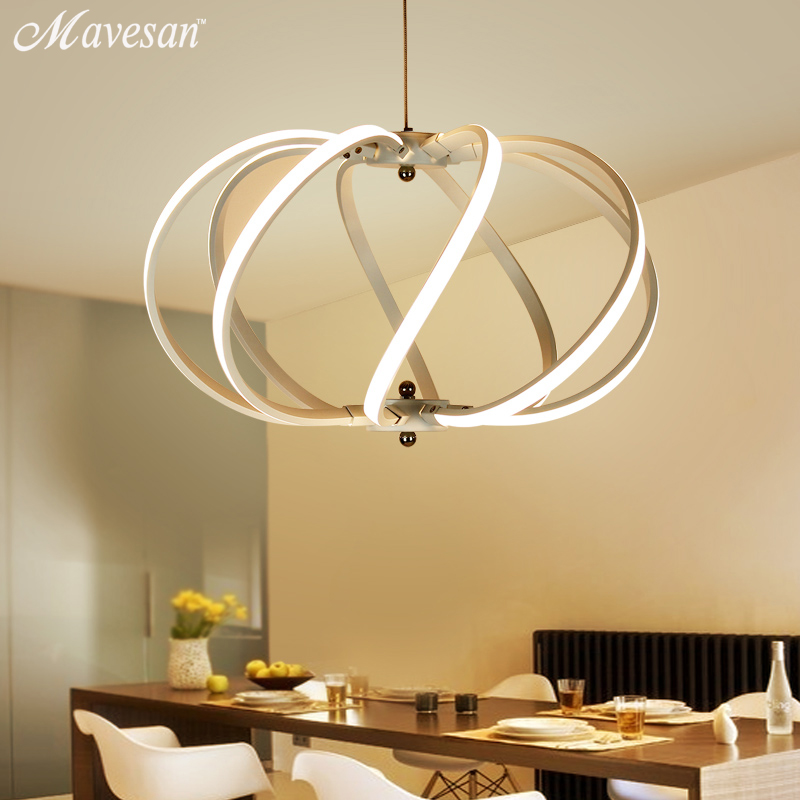 modern led simple pendant lights lamp for living room. Black Bedroom Furniture Sets. Home Design Ideas