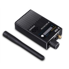 Detector automático de señal RF con cámara G4 G3 G2, GPS, WIFI, antigolpes, 1 8000mhz, batería recargable integrada (negro)