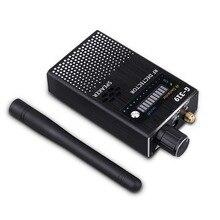 안티 태핑 GPS GSM WIFI G4 G3 G2 카메라 RF 신호 자동 감지기 파인더 1 8000mhz 내장 충전식 배터리 (검정색)
