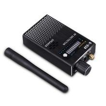 Антинарезающий GPS GSM WIFI G4 G3 G2 камера радиочастотный сигнал автоматический детектор 1 8000 МГц Встроенная перезаряжаемая батарея (черный)