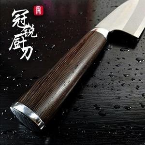 Image 5 - Japanse Deba Mes Roestvrij Staal Speciale Vis Snijden Keuken Professionele Koken Gereedschap Zalm Tonijn Sashimi Snijden Carving