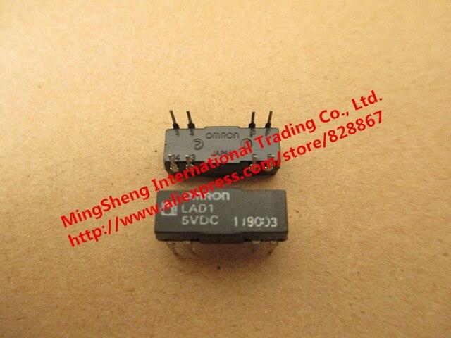 Original new 100% hot spot import LAD1-5VDC LAD1-5V LAD1-DC5V LAD1 5VDC relay quality assurance