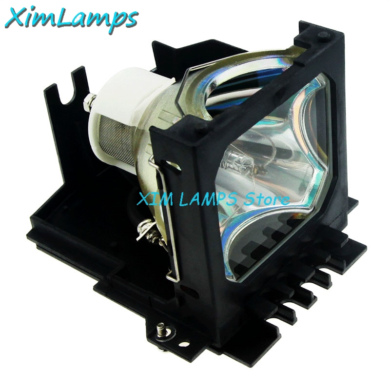 Brand New DT00591/SP-LAMP-015 Projector Lamp With Housing For Hitachi CP-X1200, LP840, PJ1165 free shipping brand new bl fs200c sp 5811100235 projector lamp with housing for ep1691 ep7155 tx7155 projector