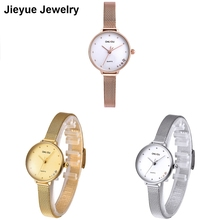 Women Watches Top Brand Luxury Mesh Band Gold Casual Watch Ladies Business Quartz Watch Relogio Feminino