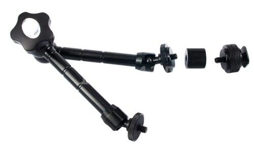 DSLR Camera Magic Arm Ball Head Mount Super Clamp for Camera LCD Monitor LED Light Tripod for Canon 5DIII for nikon D3200