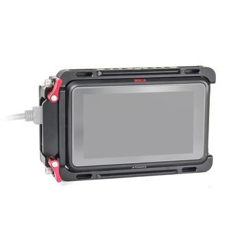 """EachRig monitori puur koos sisseehitatud NATO rööpa ja täiendava HDMI-kaabliklambriga ATOMOS Ninja V Shinobi 5 """"kaameramonitorile"""