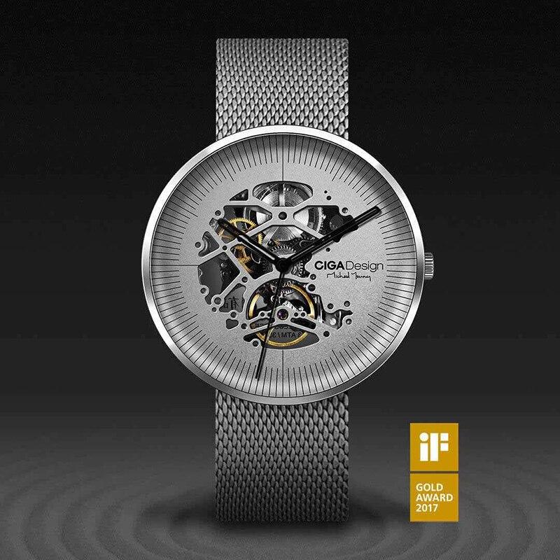Original Xiaomi CIGA Design MY Series Mechanical Wristwatches Fashion Luxury Watch Men Women iF Design Gold Award Designer Brand