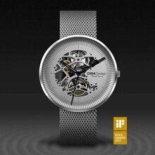 Оригинал Xiaomi CIGA Дизайн МОЕЙ Серии Механические Наручные Часы Мода Роскошные Часы Мужчины Женщины, если Дизайн Золотую Награду Дизайнер Бренда