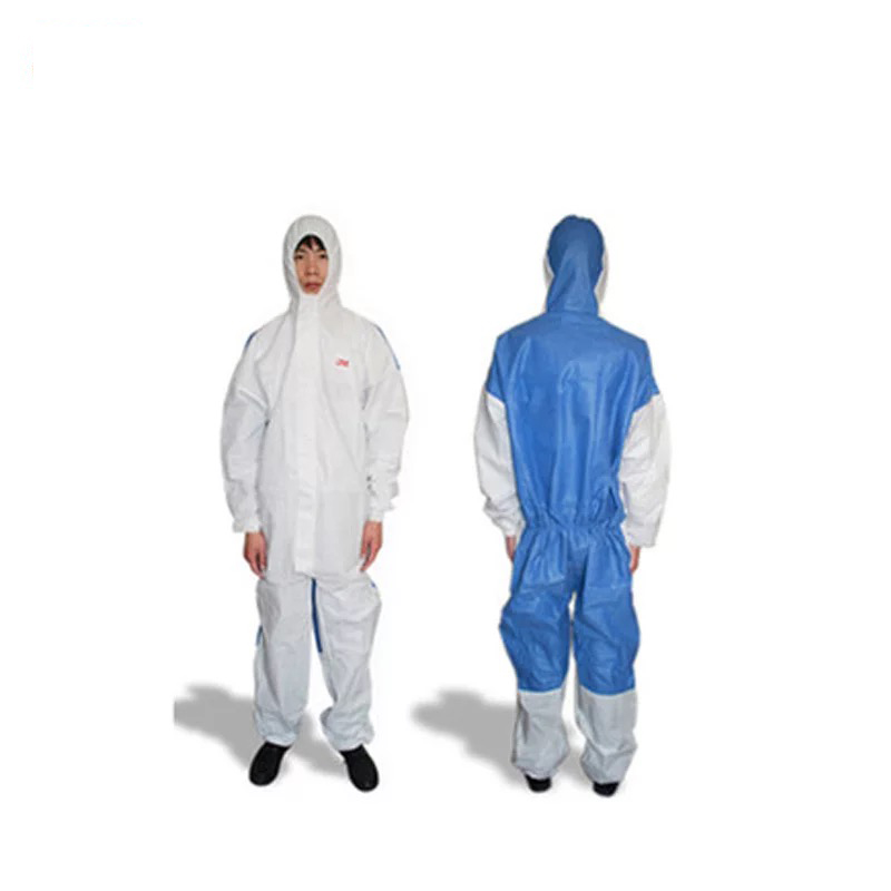 KIMPEU1-PEU15  3M protective clothing conjoined protective clothing dust suit breathable and comfortable anti-particulate matter 3m 9502 dust masks n95 anti particulate matter anti pm2 5 smog protective industrial dust influenza virus mask h012912