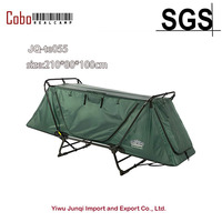 Складной палатка Водонепроницаемый 1 человека многоцелевой Cot Открытый спальный кровать палатка