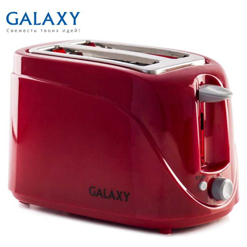 Toaster Galaxy GL 2902 free shipping fashion toaster