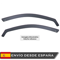 Wind deflectors for conveyor T4|Side Window Sunshades| |  -