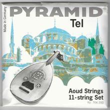 Профессиональные струны AL OUD турецкие тюнинговые пирамиды PSO-706