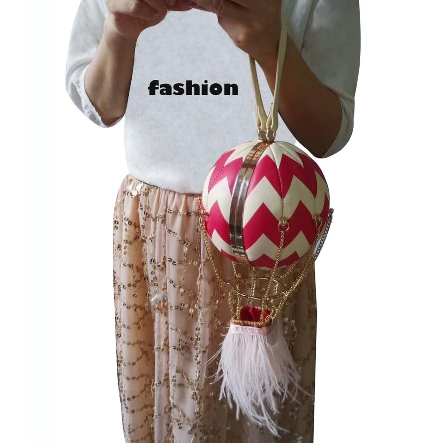 Creative Alarm clock model handbags messenger crossbody bags for women students street fashion diagonal shoulder Genuine