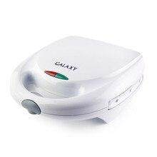 Сосисочница электрическая Galaxy GL 2955 (Мощность 850 Вт, теплоизолированный корпус, керамическое покрытие, индикаторы сети и нагрева)