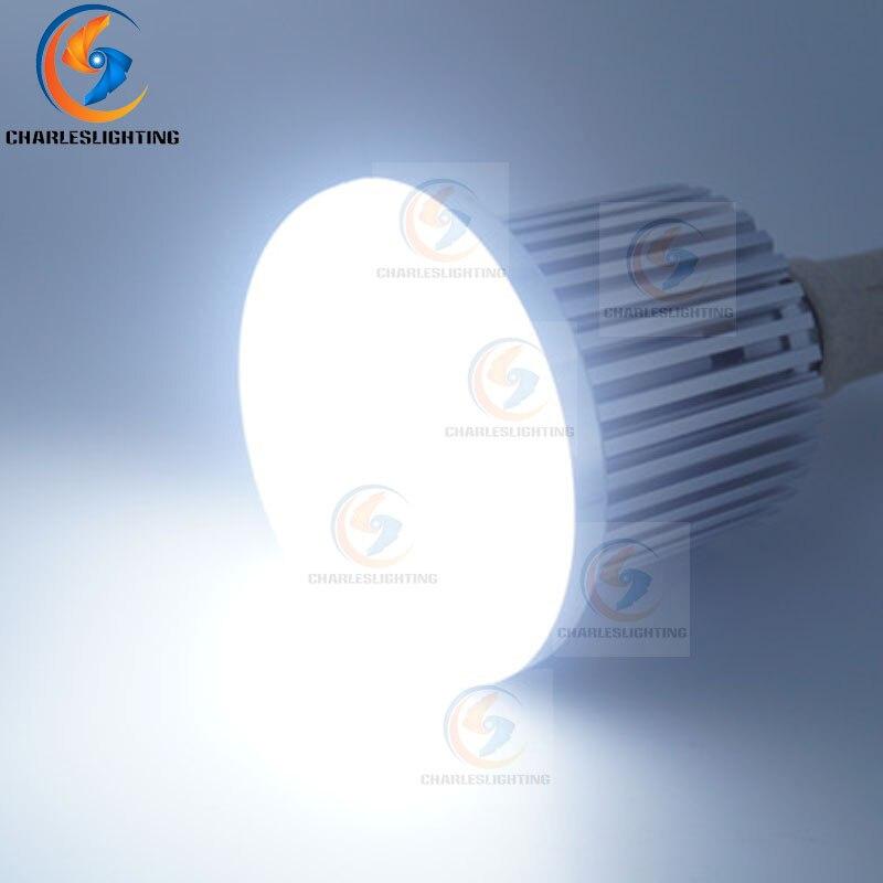 Купить с кэшбэком CHARLES LIGHTING 3 Years Warranty High Power E27 24W/36W/45W/50W/70W SMD leds Lamp Pure White LED Light Led spotlight bulb lamp