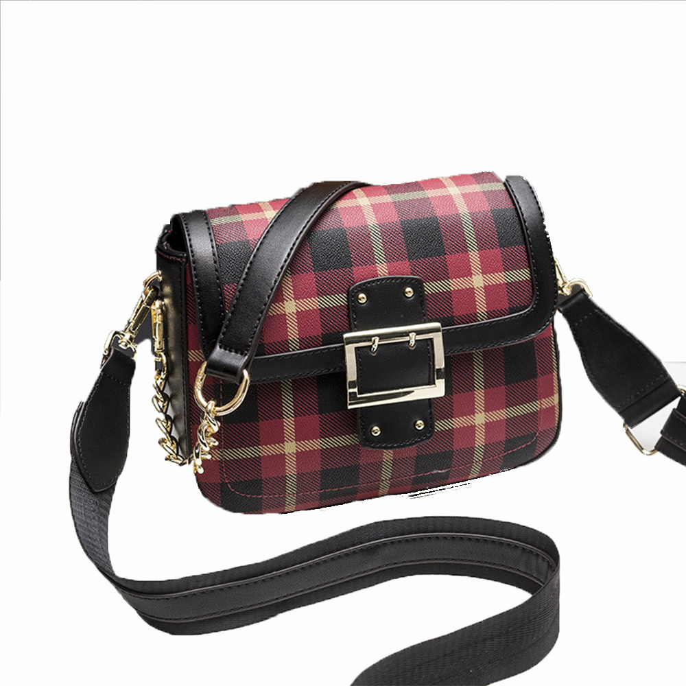 New Leather Handbag Lattice Printed Chain Shoulder Bag For Shopping Mini Bags Women Messenger Bag shoulder bag women сумка через плечо women leather handbag messenger bags 2014 new shoulder bag ls5520 women leather handbag messenger bags 2015 new shoulder bag
