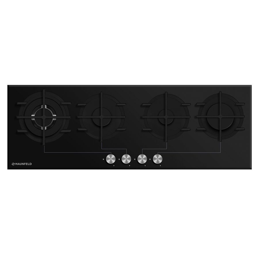 Cooking panel MAUNFELD MGHG 124 20 B Black activ b 20 black 85602