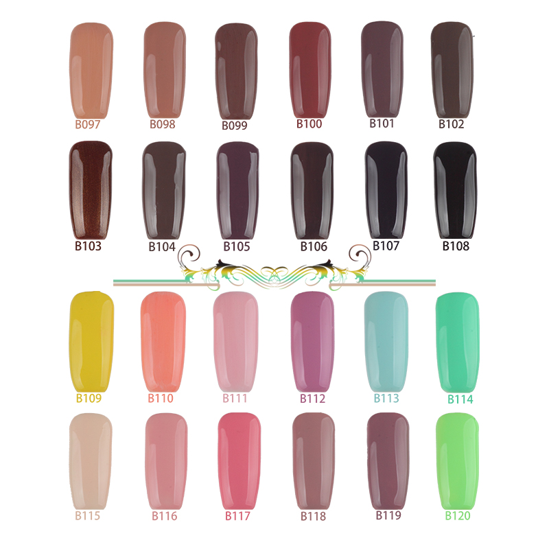 M.Ladea 5ML Nail Varnish Fast Dry Colorful Manicure Cosmetic Gel ...