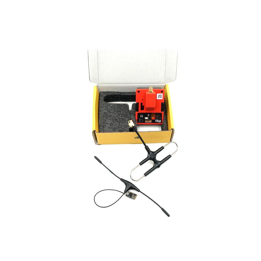 FrSky R9M 2019 900MHz Long Range Transmitter Module & R9MM Receiver w/ T Antenna Combo