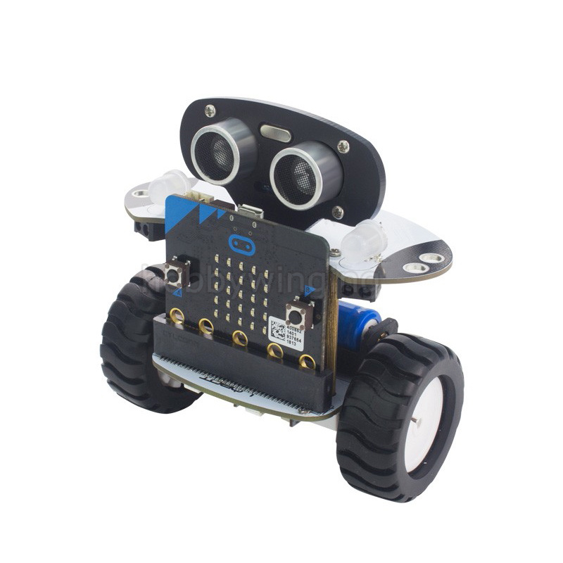 Robotic balance car Micro:bit Progrmmable Robot Support Scratch programming for robot lovers beginners to of learning gameplay coding for beginners using scratch