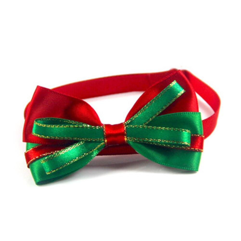 2017 Big sale Halloween Christmas holiday Pet Dog Bow collar Cute Neckties Pet Puppy Dog Cat Ties Grooming Supplies