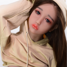 цена на 158CM real silicone sex doll japanese realistic sexy anime oral love doll ,sex doll China supplier ,flat breast sex dolls