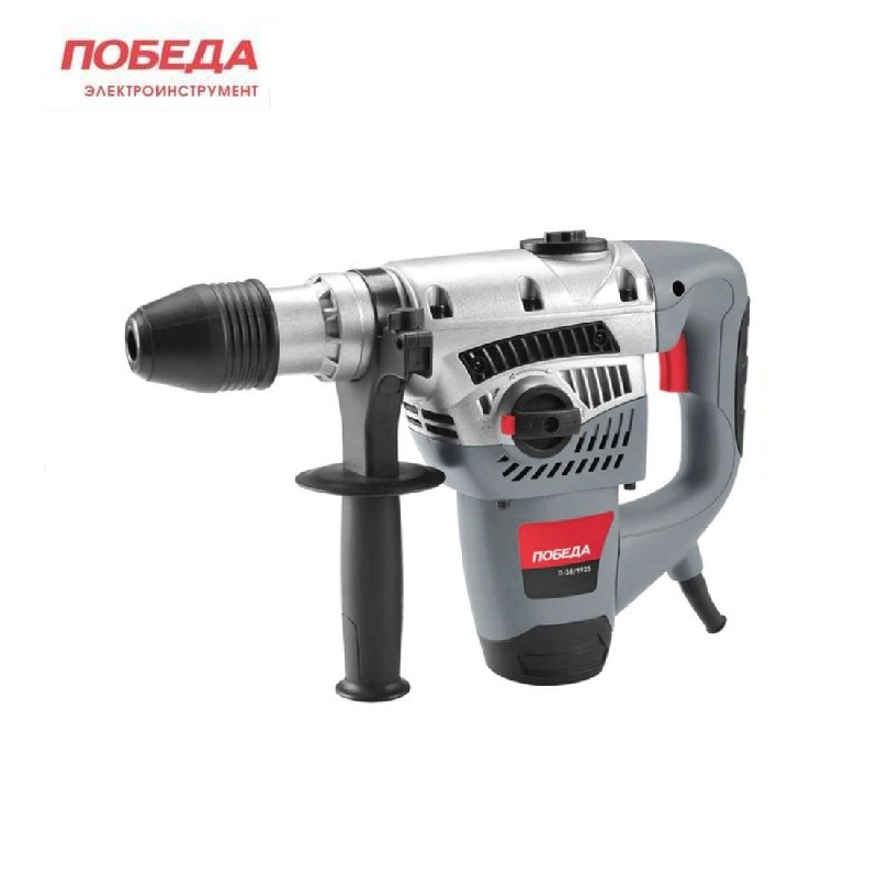 Hammer drill Pobeda P-38/1925 SDS-max Heavy Impact Concrete Breaker Electric Drill Industrial Power Tools Concrete Impac все цены