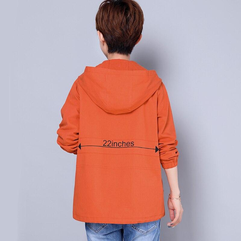 Green Femme orange La Longue Taille De army 2018 Veste Moda Coréen Mode Ropa Vestes Para Femmes Black Mujeres Plus Style Chamarras Automne Manche Manteau XzBgWq