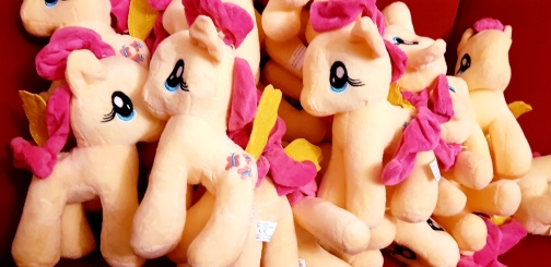 15/25cm Plush Animal Unicorn Stuffed Toys photo review