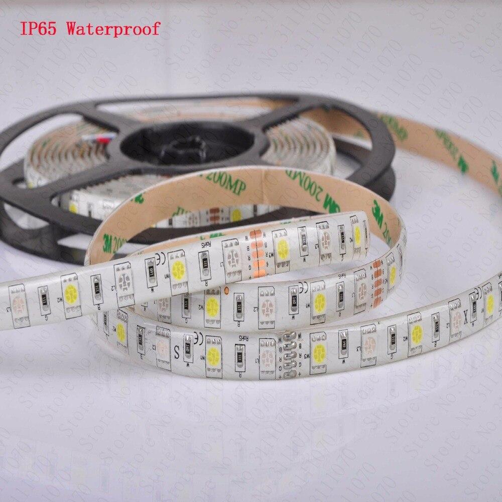 Tiras de Led branco/branco quente coloridas luzes de Marca do Chip Led : Epistar
