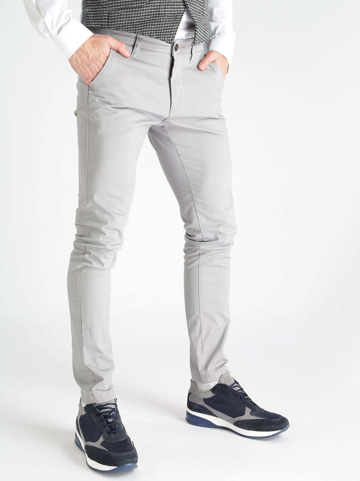 Classic Slim Fit Pants