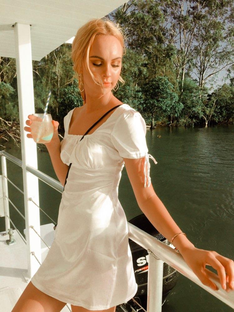 vestido verano aliexpress