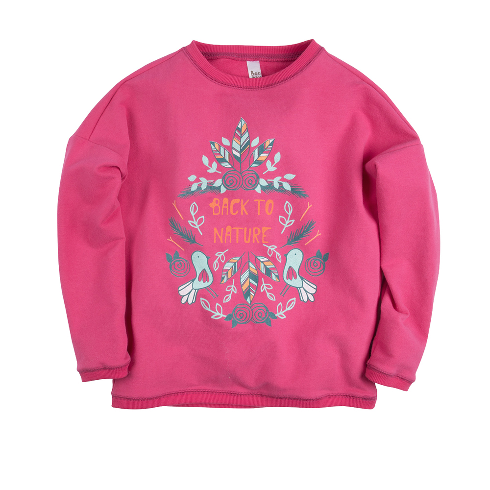 Sweaters BOSSA NOVA for girls 219b-464m Children clothes kids clothes sweaters playtoday for girls 372059 children clothes kids clothes