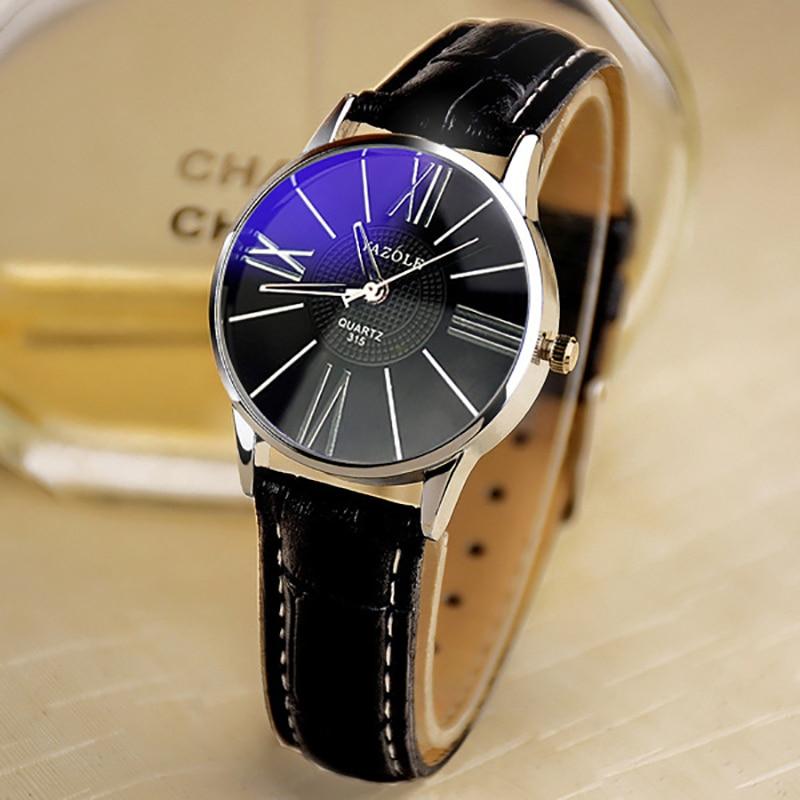 Nowe zegarki Fashion Classic Nylonowy pasek nato Zegarki damskie - Zegarki damskie - Zdjęcie 2