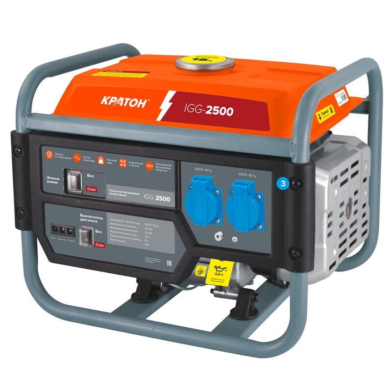 Generator gasoline inverter KRATON IGG - 2500 gtr17 generator control automatic start generator controller gtr 17