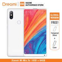 Globale Version Xiao mi mi mi x 2S 64GB ROM 6GB RAM (Marke Neue und Versiegelt) mi x2s 64gb