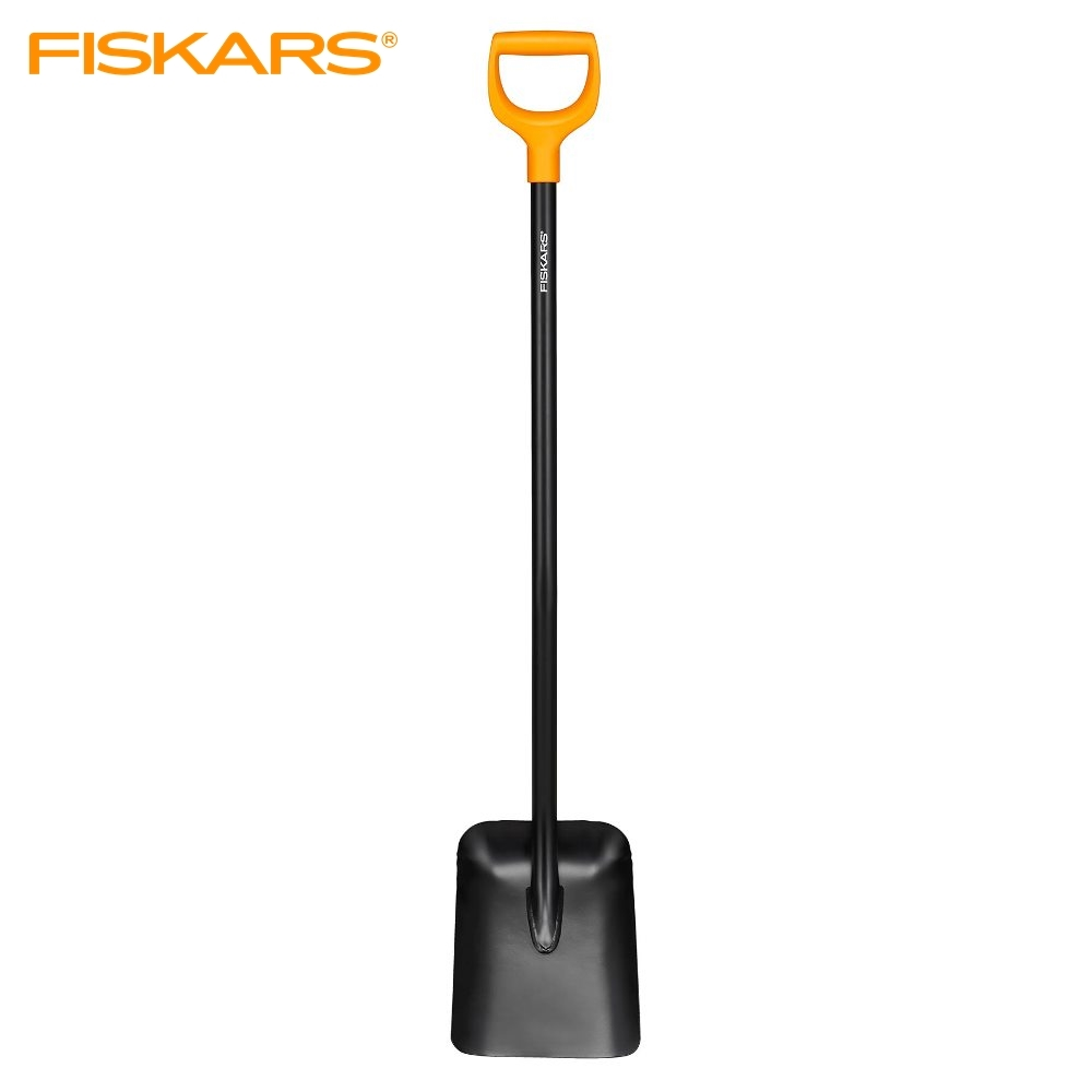 Shovel Fiskars Solid Tools Showel Garden Tools Shovel For Earthworks Snow Showel