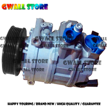 AC COMPRESSOR for VW Passat  Golf V G.W.-7SEU16C-6PK-110