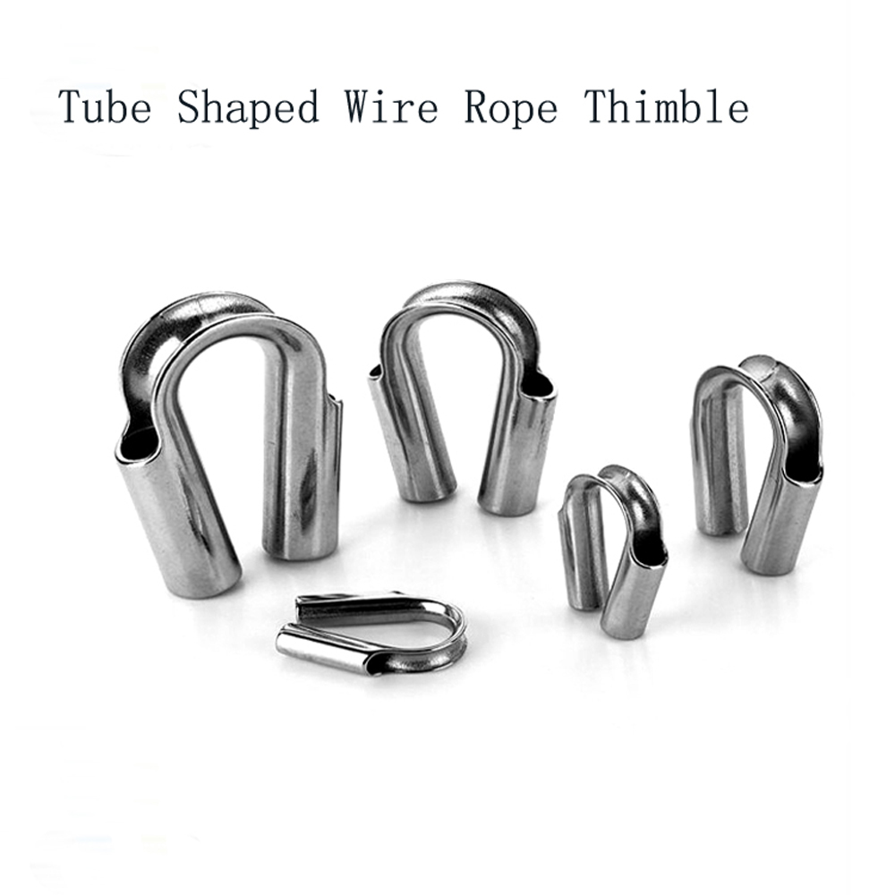 10mm Wire 8mm 12mm 5mm 6mm Steel thimbles 16mm. Rope Chain 3mm